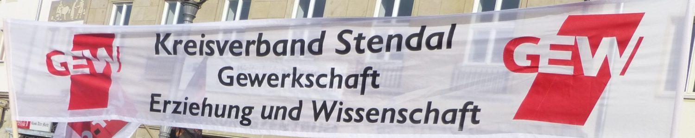 GEW-Kreisverband Stendal